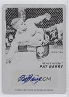 Pat Barry /1
