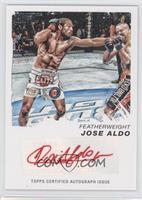 Jose Aldo /15