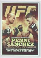 UFC107 (BJ Penn, Diego Sanchez)