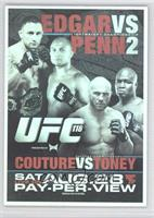 UFC118 (Frankie Edgar, BJ Penn, Randy Couture, James Toney)