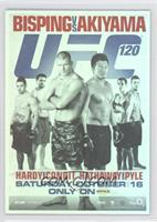 UFC120 (Michael Bisping, Yoshihiro Akiyama, Dan Hardy, Carlos Condit, John Hath…