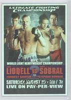 UFC62 (Chuck Liddell, Renato Sobral, Forrest Griffin, Stephan Bonnar)