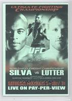 UFC67 (Anderson Silva, Travis Lutter)