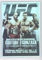 UFC74 (Randy Couture, Gabriel Gonzaga, Georges St-Pierre, Josh Koscheck)