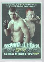 UFC89 (Michael Bisping, Chris Leben)