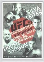 UFC97 (Anderson Silva, Thales Leites, Sam Stout, Matt Wiman)