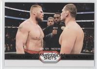 Brock Lesnar vs. Cain Velasquez /88