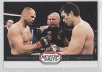 Randy Couture, Lyoto Machida