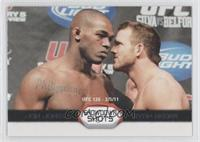Jon Jones, Ryan Bader