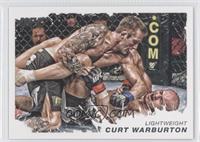 Curt Warburton
