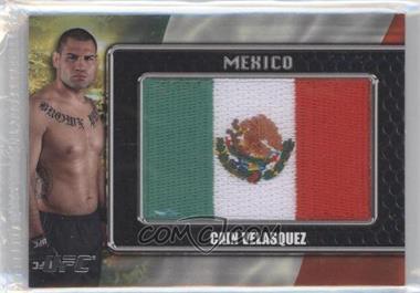 2011 Topps UFC Title Shot - [???] #CP-CV - Cain Velasquez