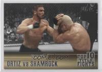 Tito Ortiz vs Ken Shamrock