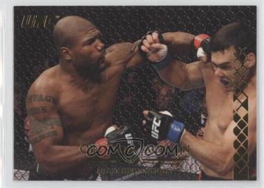 2011 Topps UFC Title Shot Gold #59 - Quinton Jackson