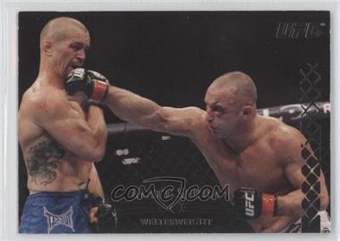 2011 Topps UFC Title Shot Silver #24 - Matt Serra /188