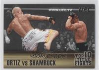 Tito Ortiz vs. Ken Shamrock