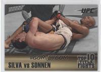 Anderson Silva vs Chael Sonnen /88
