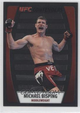 2011 Topps UFC Title Shot UFC Contenders Black #C-MBI - Michael Bisping /88