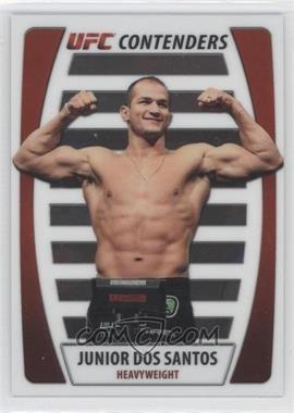 2011 Topps UFC Title Shot UFC Contenders #C-JDS - Junior Dos Santos