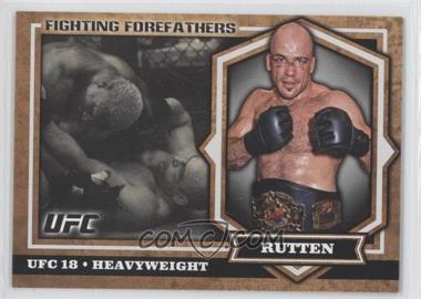 2012 Topps UFC [???] #FF-BS - Bas Rutten