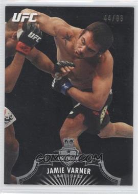 2012 Topps UFC Bloodlines - [Base] - Black #139 - Jamie Varner /88