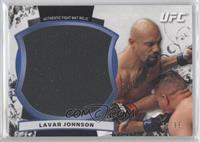 Lavar Johnson /88