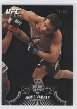 2012 Topps UFC Bloodlines Black #139 - Jamie Varner /88
