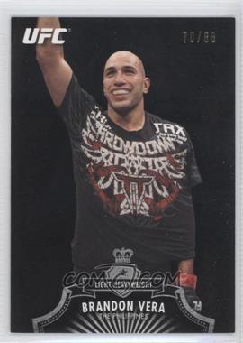 2012 Topps UFC Bloodlines Black #143 - Brandon Vera /88