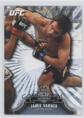 2012 Topps UFC Bloodlines #139 - Jamie Varner