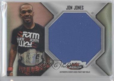 "2012 Topps UFC Finest - Fight Mat Jumbo Relic #FFJM-JJ - Jon ""Bones"" Jones (Jon Jones)"