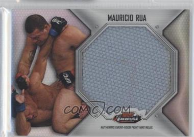 """2012 Topps UFC Finest - Fight Mat Jumbo Relic #FFJM-MR - Mauricio """"Shogun"""" Rua"""
