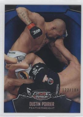 2012 Topps UFC Finest [???] #93 - Dustin Poirier /188