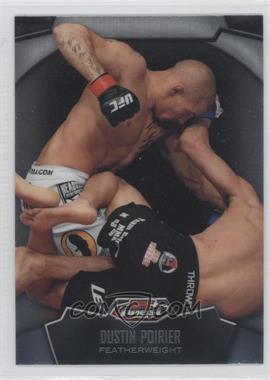 2012 Topps UFC Finest [???] #93 - Dustin Poirier