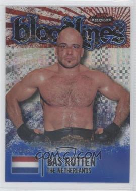 2012 Topps UFC Finest [???] #BL-BR - Bas Rutten /188