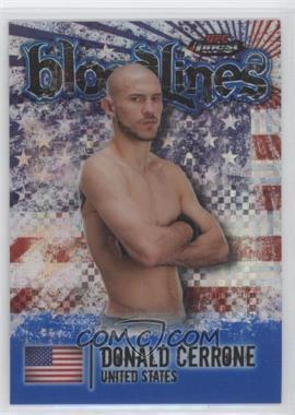 2012 Topps UFC Finest [???] #BL-DC - Donald Cerrone /188
