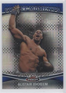 2012 Topps UFC Finest [???] #FM-AO - Alistair Overeem /188