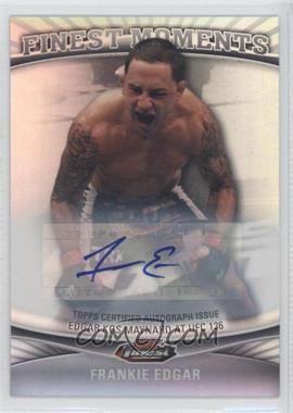 2012 Topps UFC Finest [???] #FM-FE - Frankie Edgar
