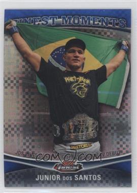 2012 Topps UFC Finest [???] #FM-JDS - Junior Dos Santos /188