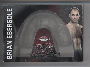 2012 Topps UFC Finest [???] #GG-BE - Brian Ebersole