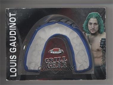2012 Topps UFC Finest [???] #GG-LG - Louis Gaudinot