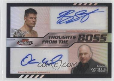 2012 Topps UFC Finest [???] #TFDB-STW - [Missing] /25