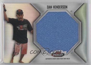 2012 Topps UFC Finest Fight Mat Jumbo Relic #FFJM-DH - Dan Henderson