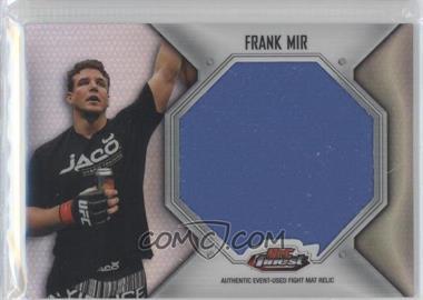 2012 Topps UFC Finest Fight Mat Jumbo Relic #FFJM-FM - Frank Mir