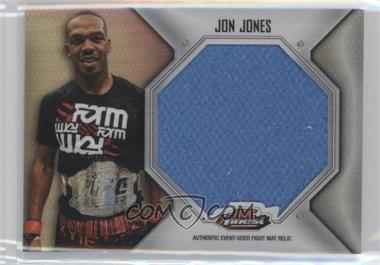 "2012 Topps UFC Finest Fight Mat Jumbo Relic #FFJM-JJ - Jon ""Bones"" Jones (Jon Jones)"