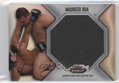 """2012 Topps UFC Finest Fight Mat Jumbo Relic #FFJM-MR - Mauricio """"Shogun"""" Rua"""