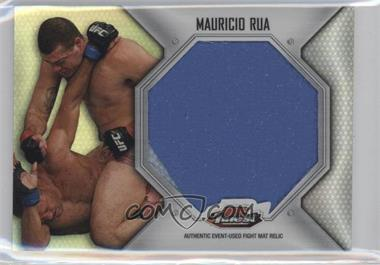 "2012 Topps UFC Finest Fight Mat Jumbo Relic #FFJM-MR - Mauricio ""Shogun"" Rua"