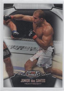 2012 Topps UFC Finest Refractors #23 - Junior Dos Santos