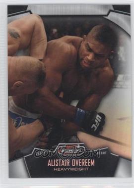 2012 Topps UFC Finest Refractors #36 - Alistair Overeem