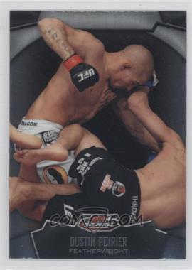 2012 Topps UFC Finest #93 - Dustin Poirier