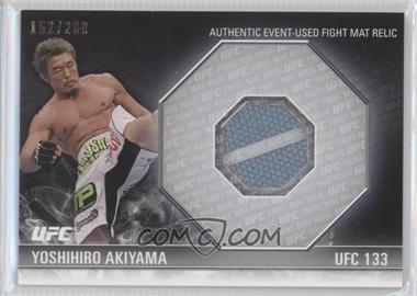2012 Topps UFC Knockout - [???] #FM-YA - Yoshihiro Akiyama /288