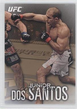 2012 Topps UFC Knockout - [Base] - Gold #15 - Junior Dos Santos /188